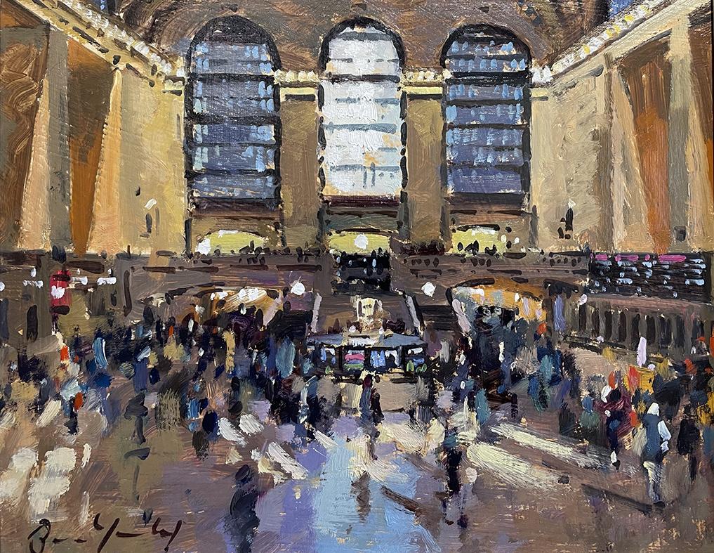 Bruce Yardley, ROI Grand Central Station